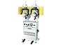 EPA 152-03D | Collar Creasing Machine Double Hot and Cool Head