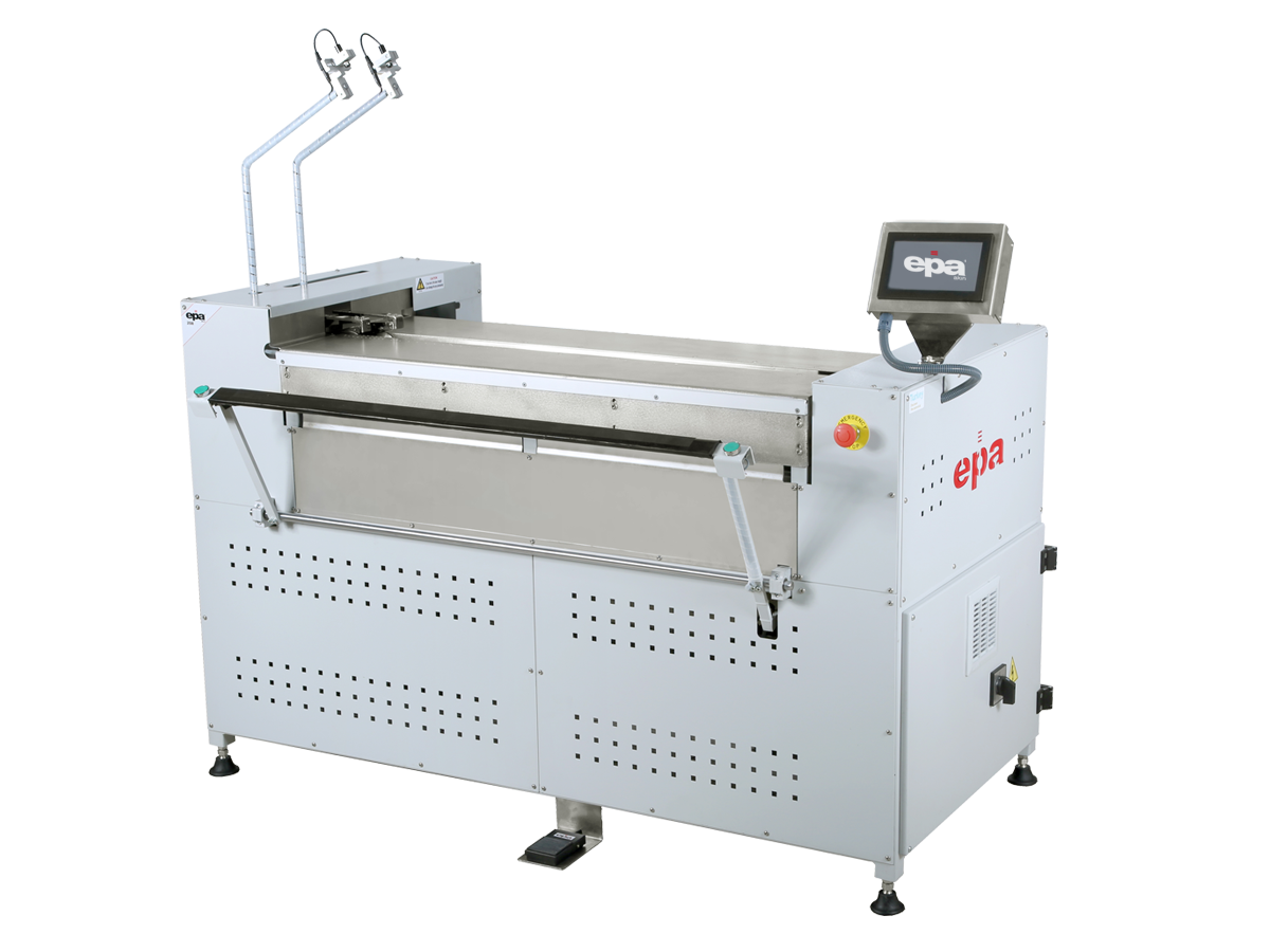 Shirt Front Placket Cutting Machine